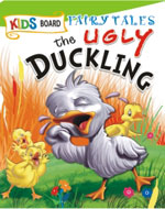 Kids Board Fairy Tales the Ugly Duckling