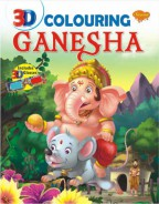 3D Colouring Ganesha