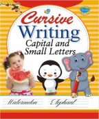 Cursive Writing Capital and Small Letters