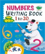 Numbers Writing Book 1 to 20