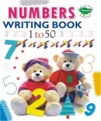 Numbers Writing Book 1 to 50