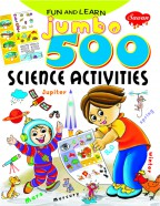 Fun & Learn Jumbo Science 500 Activities