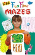 Kids Fun Time Mazes