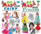 2 in 1 Magic Books Fairy & Princess