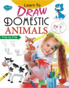 Learn To Draw Domestic Animals
