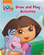 Dora Draw and Play Activities