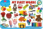Educational Table Mats My First Words