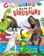 Colouring Book of Dinosaurs