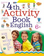 4th Activity Book English 6+