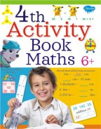 4th Activity Book Maths 6+