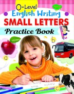 0-Level English Writing Small Letters Practice Book