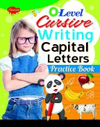 0-Level Cursive Writing Capital Letters Practice Book