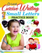 0-Level Cursive Writing Small Letters Practice Book