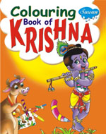 Colouring Book of Krishna