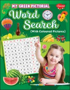 My Green Pictorial Word Search (with coloured Pictures)
