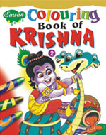 Colouring Book of Krishna-2