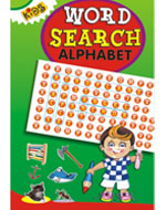 Kids Word Search Alphabet