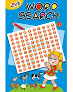 Kids Word Search-1