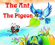 The Ant & The Pigeon