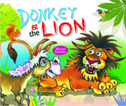 The Donkey & The Lion (Moral Stories)