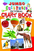 Jumbo Cut & Paste Pictorial Chart Book