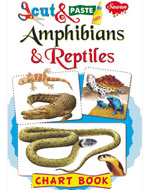 Amphibians And Reptiles(Chart Book)