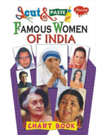 Famous Women of India(Chart Book)