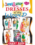 Dresses of the World (Chart Book)