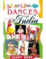 Dances of India (Chart Book)