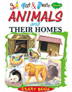 Animal & Their Houses (Chart Book)