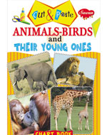 Animal:Birds & Their Young Ones (Chart Book)