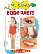 Body Parts (Chart Book)