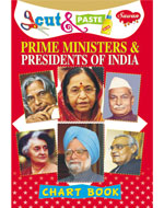 Prime Ministers & Presidents of India (Chart Book)