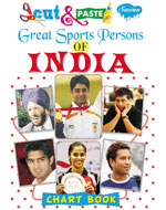 Great Sports Persons of India (Chart Book)