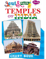 Temples of India (Chart Book)
