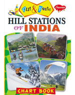 Cut & Paste Hill Stations of India