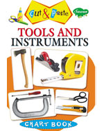 Cut & Paste Tools and Instruments