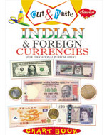 Cut & Paste Indian & Foreign Currencies