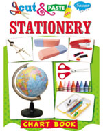 Cut & Paste Stationery
