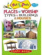 Cut & Paste Places of Worship/Types of Building & Houses