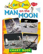 Cut & Paste Chart Book Man on the Moon