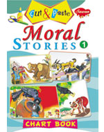 Cut & Paste Chart Book Moral Stories