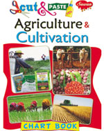 Cut & Paste Chart Book Agriculture and Cultivation
