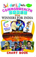 Cut & Paste Commonwelth Games With Winners for India