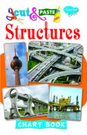 Cut & Paste Structures (Chart Book)